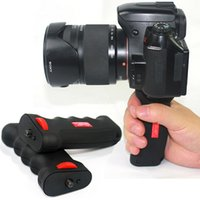 Wholesale New Pistol Grip Camera Handle Grip Photography Cinema Grip Handle with quot Screw for Digital DSLR Cameras