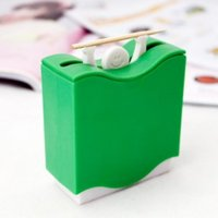 Wholesale Toothpick Holders H195 Commodity creative household items senior Hercules automatic toothpick toothpick box box