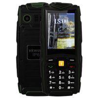 bank india - Originele VKworld Steen V3 IP67 Waterdicht Schokbestendig Stofdicht Mobiele Telefoon Power Bank Lange Standby Outdoor Leger mAh