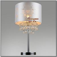 Wholesale Modern Table Lamps Crystal Desk Lamp Bedside Lighting