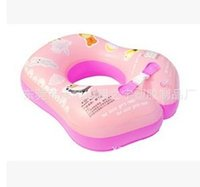 Wholesale 2016 Hot New Baby Inflatable Swimming Neck Float Inflatable Tube Ring Safety Child Toys Years Babies Swim Ring