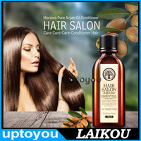 Wholesale 2016 Hot LAIKOU PURE ml Morocco Argan Oil Glycerol Nut Oil Hairdressing Hair Care Essential Moroccan Oil Hair