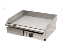 bbq grills commercial - NEW KW CM Electric Griddle Grill Hot Plate Stainless Steel Commercial BBQ Grill