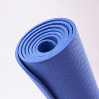 best thick yoga mat - TPE Clever Closed cell Yoga Premium Mat Eco Friendly With The Best Recyclable Non Slip and Durable TPE mm or quot thick