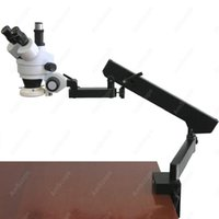articulated ring - Trinocular Articulating Zoom Microscope AmScope Supplies X X Trinocular Articulating Zoom Microscope Ring Light