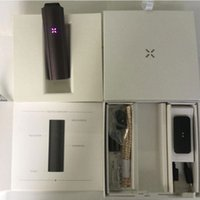 Wholesale In stock vaporizer New limited edition gold black red silver blue pax2 vapor high quality send via DHL