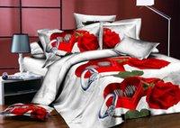 Wholesale Home textile bedding sets DHL Epacket good quality D design home textiles bedding sets pieces bedding sets