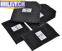 ballistic side plates - Aramid Ballistic Panel Bullet Proof Plate Inserts Body Armor Soft Cummerbund Side Armour NIJ Lvl IIIA A x x Pairs
