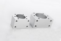 Wholesale 3pcs set DSG16H ball nut housing bracket holder aluminium inner hole mm use for ball screw SFU1604 SFU1605 SFU1610