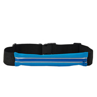 Wholesale 2016 Outdoor Men Women Sport Bag Portable Travel Bag Climbing Running Waist Bag Waterproof Lycra Material Phone Bag
