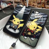 Wholesale Poke Go iPhone Case Protector TPU Phone Case Cover for iPhone s S plus S plus