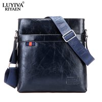 bag supplier china - 2014 New Brand man bag briefcase PU Leather Cross Body Bag Men Shoulder High Quality Messenger Bag China Men s Bags suppliers