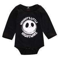 baby nightmares - Daddy s Mommy s Little Nightmare Newborn Baby Boy Girl Romper Bodysuit Outfits