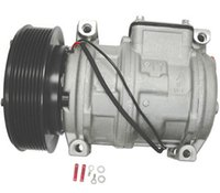 air compressor tractor - PN AN221429 AH169875 Air Conditioning Compressor fit New John Deere Tractor RE46609 SE501459 TY24304