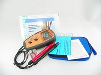 batteries impedance - LCD Battery Resistance Voltmeter Internal Impedance Meter SM8124 Tester Big Discount Brand New Hot Selling