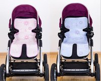 Wholesale Fashion Baby Car Strollers Summer Sleeping Mat Stroller Baby Stroller Baby Carriage Mat for Wheelchairs T7039