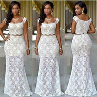 art dinner - new arrival two piece african prom dresses bridal outfits dresses evening wear party dresses dinner dresses