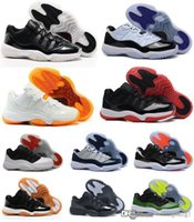 Cheap Retro Air 11 low men basketball shoes online cheapest authentic original good quality sneakers US size 8-13 free ship