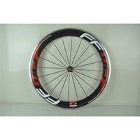 Wholesale FFWD c Carbon Fiber Firestrik Road Bike Racing Wheelset Dimpled Surface Matte mm Clincher Bicycle Wheels
