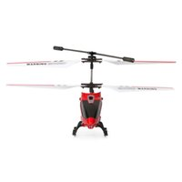 best toy helicopters for adults - Best Toy Gift CH Red Color Remote Control S107 S107G RC Helicopter with Gyro For Adult