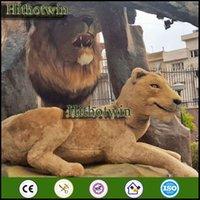 animatronic animals - by theme park dinosaur park playground museums Animatronic Real Size Animal Model