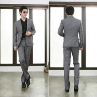 best lounge pants - Slim Fit Man Suits Lounge Suit Groom Tuxedos Best Man Wedding Groomsman Suit Prom Suits Jacket Pants