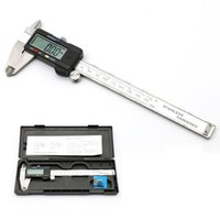 Wholesale Measuring Tool Promotion Digital Micrometer New quot Mm Digital Caliper Vernier Gauge Micrometer Paquimetro Electronic