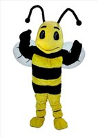 bee fancy dress costumes - Hot Selling Best price Bee Mascot Costume Costume Adult Character Costume Fancy Dress