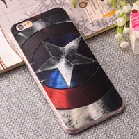 apple process - 3d phone case for iPhone S Plus painting process colorful design Skin Soft Iphone S Protective Slim Fit Cover Case