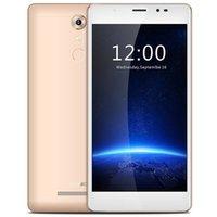 achat en gros de sim rapide-Leagoo T1 MT6737 Quad Core Téléphone Intelligent 5.0Inch HD Ecran 2G RAM 16G ROM 4G LTE Android6.0 Touch ID Charge rapide