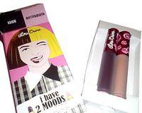 Cheap Lady New Lime Crime I have 2 MOODS Velvetines Lipstick Incl: Raven & Marshmallow! Liquid Matte Lip Stick