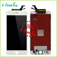 lcd - Black White LCD Display Touch Digitizer Complete Screen with Frame Full Assembly Replacement for iPhone S SP