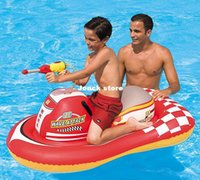 Wholesale Bestway genuine original water gun mounts inflatable motorboat adult children can play