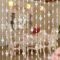 Wholesale CU156 crystal bead curtain