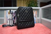 Wholesale High quality new hot sell brand bag famous designer casual leisure daily backpack bookbag travel essential