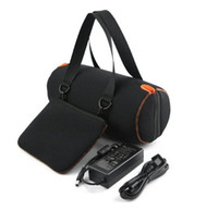 Wholesale Travel Carrying Zipper Bag Soft Case Protective Bag for JBL Xtreme Portble Bluetooth Speaker and Charger