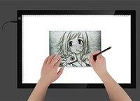 artcraft lighting - BaseKey A2 size Artcraft Led Tracing Light Pad Tatoo Scrapebooking Ultra thin