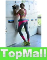 Wholesale LAI Lady Women Yoga Clothing Sports Pants Leggings For Female Legging Tights Workout Sport Fitness Bodybuilding And Clothes Running Briefs