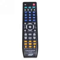 Wholesale Hot in Multifunction Universal TV VCD DVD Remote Control Controller Black