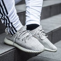 Wholesale Authentic Quality Yeezy Boost Yeezy Women Men Shoes Sneakers Yeezy New Fashion Trainers Shoes For Sale With Box Tag