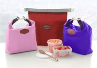 Wholesale multifunctional thermal lunch bag ice cooler handbag for picnic traveling bags in bag