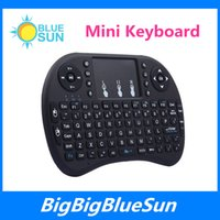 android htpc - Rii i8 Remote Control Touchpad Handheld Keyboard for TV BOX Android Smart TV Box HTPC Mini PC Rii Mini i8 Air Mouse