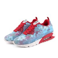 best media pc - Best Sports Running Shoes for Women Breathable PC Vamp Air Cushioned Shoes Womens Low Cut Running Sports Shoes