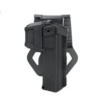Wholesale Tactical Gun Pistol Holster Belt Waist Protection Hunting Holster Black Sand