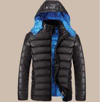 Wholesale 2016 Napapijri Parka Men Rib Sleeve Short Hot New High end Men s Youth Lightweight Collar Coat Padded Jacket