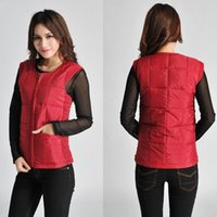 battery heated clothing - Powered Heated clothes mA Heat Battery Heated vest menstruation Health care NRCW002