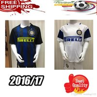 Wholesale kids Quality Inter Milan Jerseys JOVETIC home away white ICARDI PALACIO KONDOGBIA ball shirts