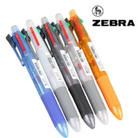 Wholesale Japan Zebra brand multi functional gel pens colorful high quality high brand color gel pens