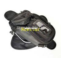Wholesale Brand New Universal Black Oil Fuel Tank Bag Magnetic Motorbike Oil Fuel Tank Bag