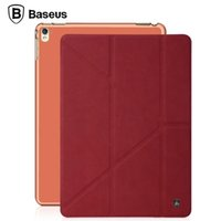 Wholesale Original Brand Baseus Smart Leather Cover for iPad Pro inch Tablet Case with Auto Sleep Wake Up